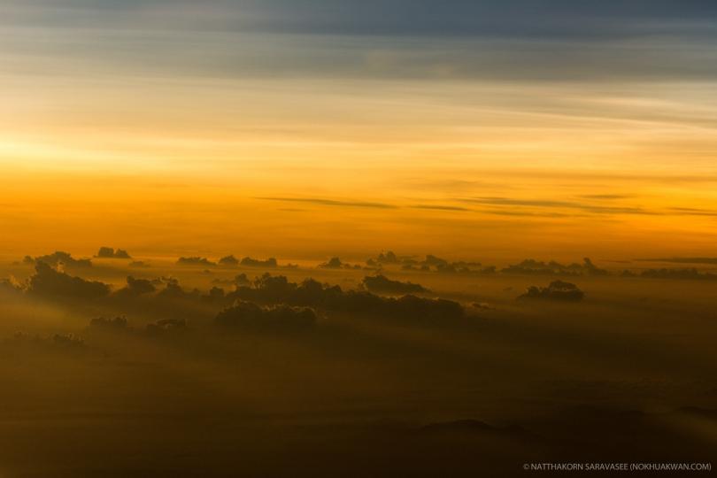 Above Surat Thani, Thailand