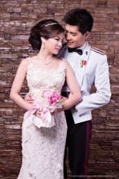 Wedding: Aom and Jing