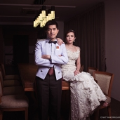 Wedding: Aom and Jing
