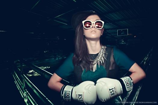 Portrait: Lydia Sarunrat